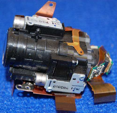 Оптический блок 7J10A A0850 (Lens with 3 CCD Sensors) от Panasonic SDR-H250