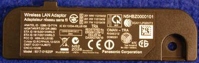 Wi-Fi Module 8017-01620P от телевизора Panasonic TX-LR42E6