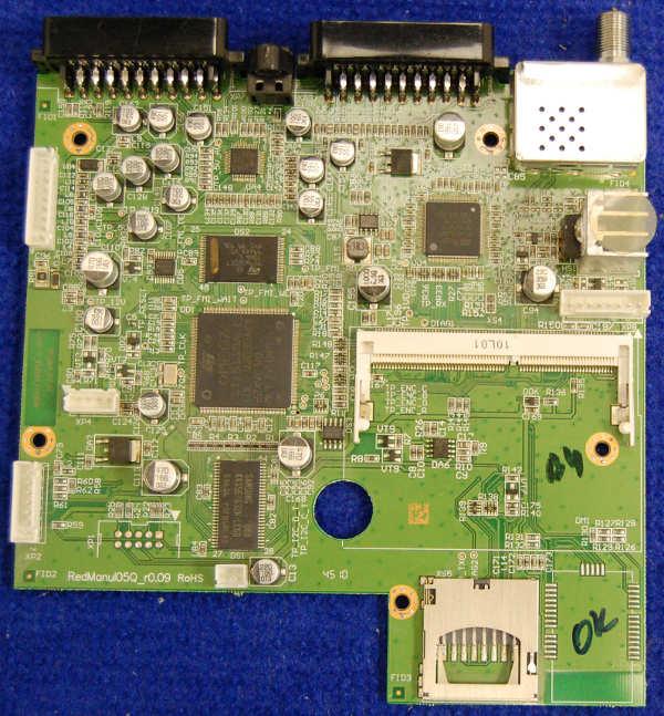Материнская плата GS8300N от ресивера GS-8300N