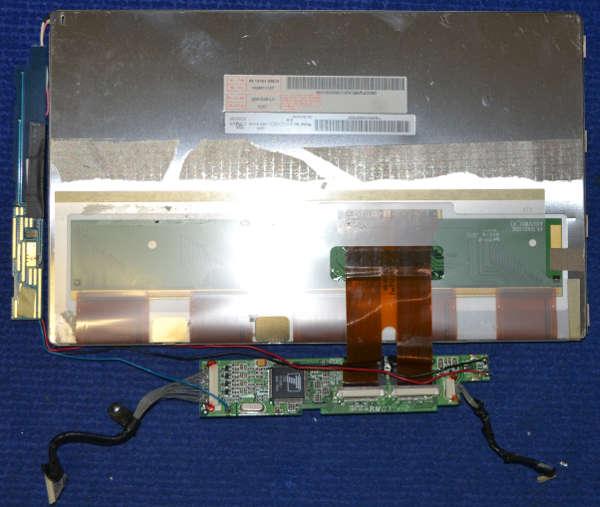 Дисплей A102VW01 V.4 A102VW01_V3