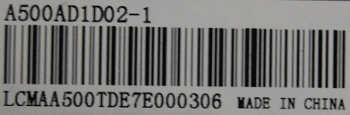 матрица A500AD1D02-1