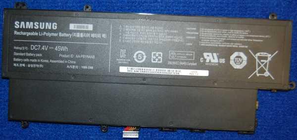 Аккумулятор AA-PBYN4AB от ноутбука Samsung NP535U3C, б/у
