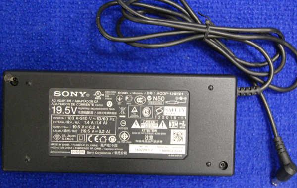 Блок питания ACDP-120E01 19,5V 6,2A от телевизора Sony KDL-42W653A