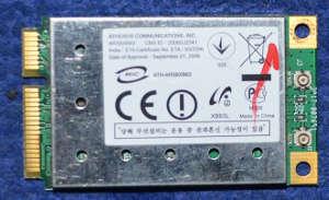 Wi-Fi Module 3017-007651 Atheros AR58XB63 от ноутбука