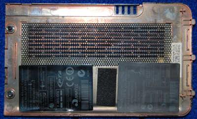 Корпусная часть AR5B95 от ноутбука HP dv6-2112er