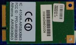 WiFi Module AR5BXB63 от ноутбука eMachines D620