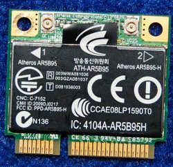 Wi-Fi Module ATH-AR5B95 от ноутбука