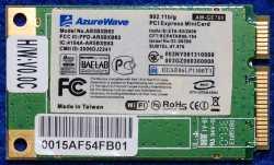 WiFi Module AR5BXB63 от ноутбука ASUS Z99H
