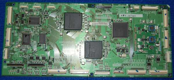Digital Video Assembly Board AWV1979D (ANP1985-D) от телевизора Pioneer PDP-503PE