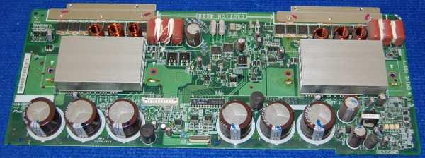 X-SUS Board AWV1984A (ANP1983-G) от телевизора Pioneer PDP-503PE