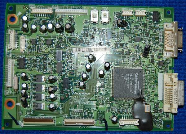 MR Interface Board AWZ6700 (AWZ6999) от телевизора Pioneer PDP-503PE