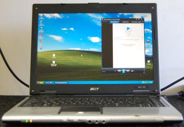 Ноутбук Acer Aspire 3682WXC, б/у