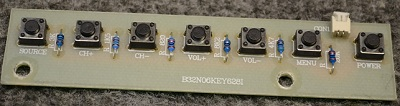 Button Board B32N06KEY628I от BBK 32LEX-5007/T2C