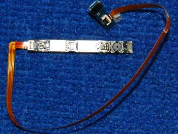 Web-камера BA59-03275A со шлейфом от ноутбука Samsung NP535U3C