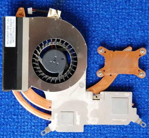 BA96-03224B система охлаждения от ноутбука Samsung NP-R560 с вентилятором