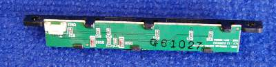Button Board BN41-00686A от телевизора Samsung LE26R71B