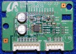Board BN41-00863A от телевизора Samsung LE40R81BS/KLG