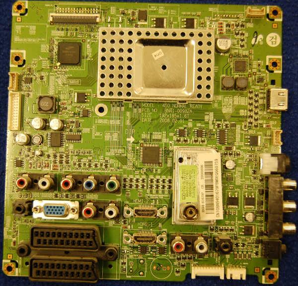 Main Board Samsung BN41-00982A (BN94-01679P)