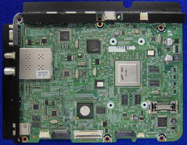 Main Board BN41-01587D от телевизора Samsung UE46D6530WSX
