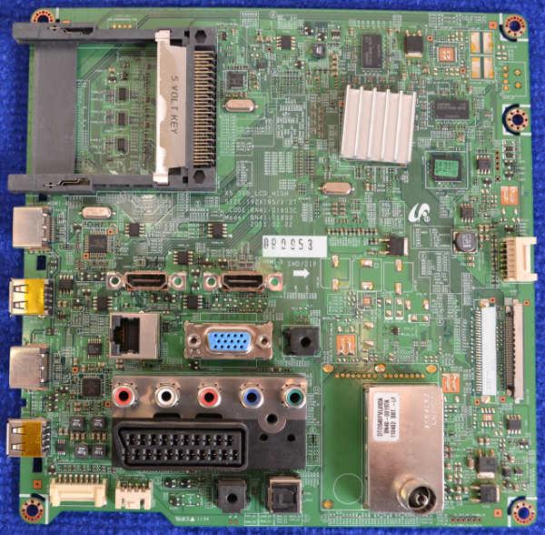 Main Board BN41-01603C от Samsung LE40D550K1W
