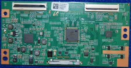 T-con Board BN41-01678A от телевизора Samsung UE32D5000PW