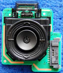 Power Button/IR Sensor Board BN41-01899B UE6030 от Samsung UE32FH4003W
