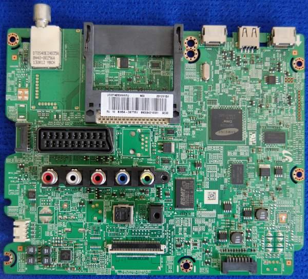 Main Board BN41-01955B BN94-06778V от телевизора Samsung UE32F4000AWXRU