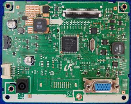 Main Board BN41-01967A (BN94-06212V) от монитора Samsung LS22C300NS/CI