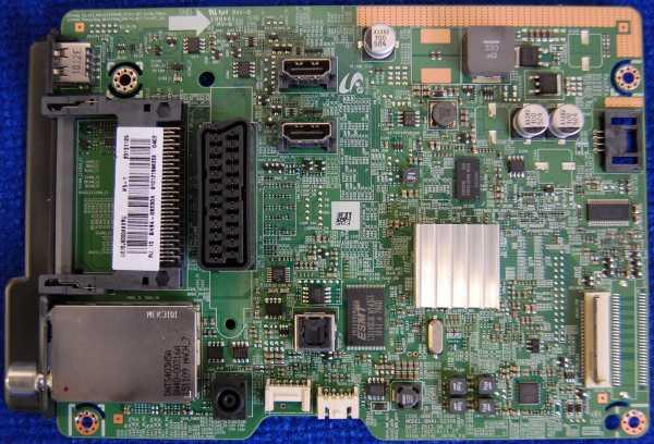 Main Board BN41-02358B от телевизора Samsung