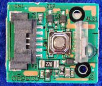IR Board BN41-02398A от телевизора Samsung UE32J4000AK, UE32J5000AK