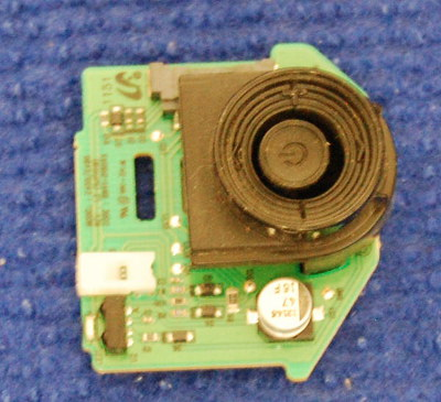 Power Button Board BN41-01804A от телевизора Samsung PS43E490B2W