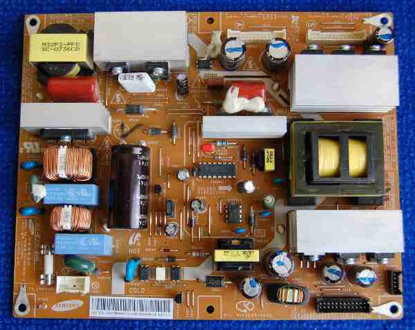 Power Supply Board BN44-00191A