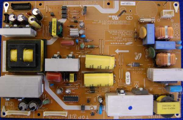 Power Supply Board BN44-00216A от телевизора Samsung LE37A430T1
