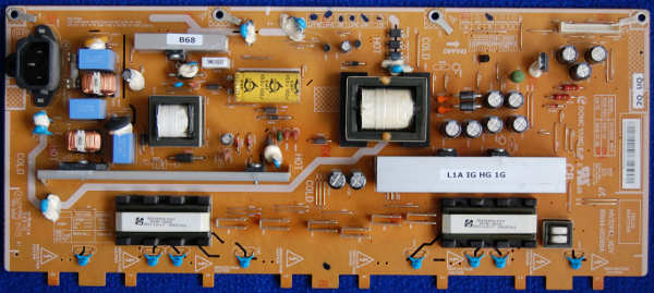 Power Supply Board BN44-00289A