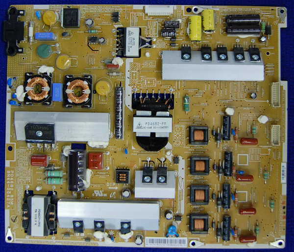 Power Supply Board BN44-00427A PD46B2_BSM от телевизора Samsung UE46D6530WSX