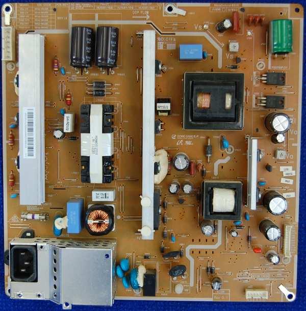 Power Supply Board BN44-00442B от телевизора Samsung PS43D490A1W, PS43D450A2W