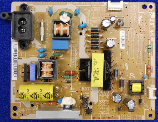Power Supply Board BN44-00491A от телевизора Samsung UE32EH4030W, UE26EH4000W
