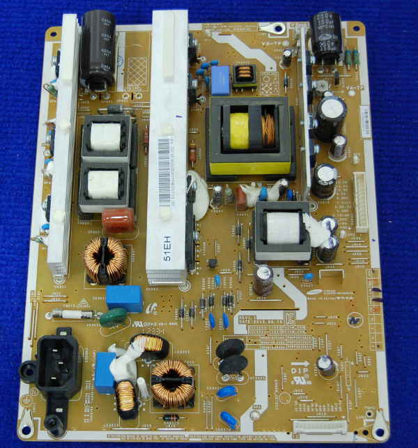 Power Supply Board BN44-00509A от телевизора Samsung PS51E452A4W