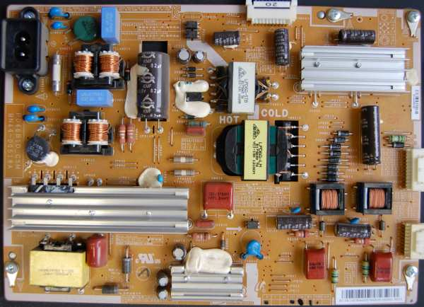 Power Supply Board BN44-00518A (PD46B1D-CSM) от телевизора Samsung UE37ES6307U