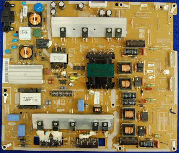 Power Supply Board BN44-00521C ( PD55B1QE_CDY) от телевизора Samsung UE55ES6547U