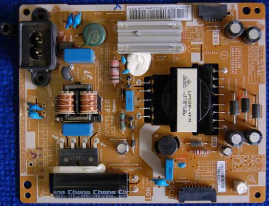 Power Supply Board BN44-00696A от телевизора Samsung UE32H4000AK