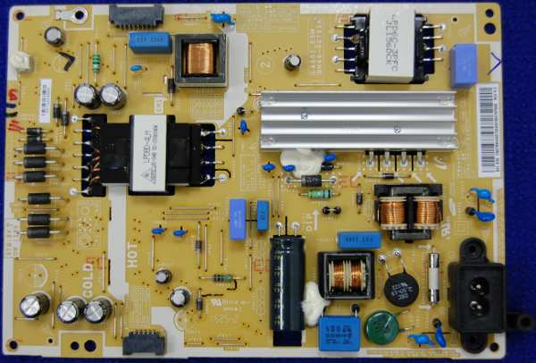 Power Supply Board BN44-00703A от телевизора Samsung UE40J5120AU, UE40J5100AU