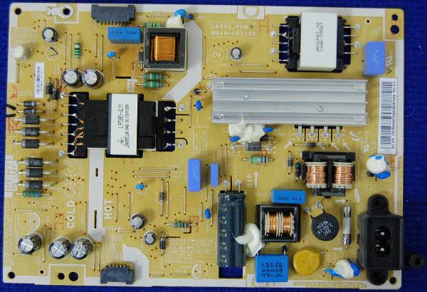 Power Supply Board BN44-00703G от телевизора Samsung UE40J5530AU