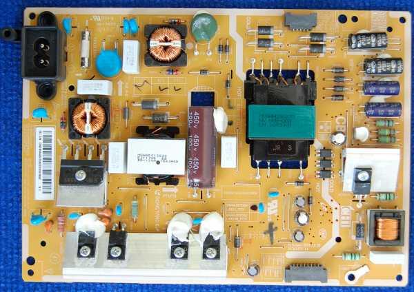 Power Supply Board BN44-00703H L48S1_FDY от телевизора Samsung UE40J6240AU
