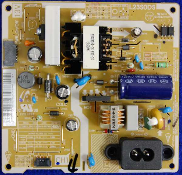 Power Supply Board Samsung BN44-00746C (L23S0DS)