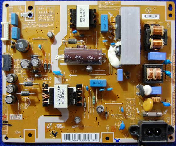 Power Supply Board BN44-00757A от телевизора Samsung UE48H5203AK