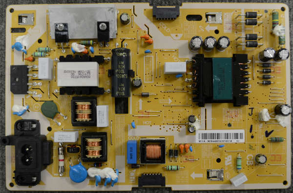 Power Supply Board BN44-00872A от телевизора Samsung