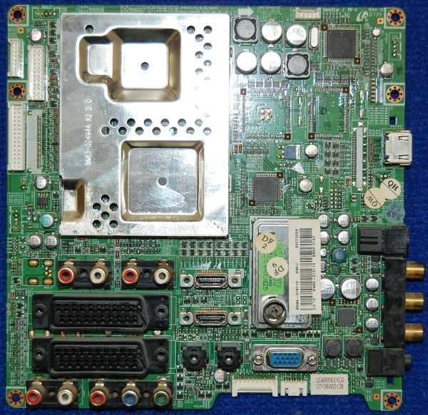 Main Board BN94-01311G (BN41-00839D) от телевизора Samsung LE40R81BS/KLG