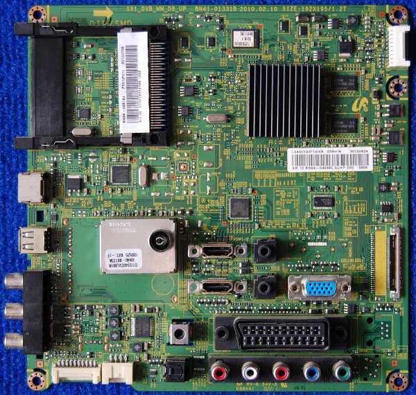 Main Board BN41-01331B (BN94-04043C) от телевизора Samsung LE37C530F1W