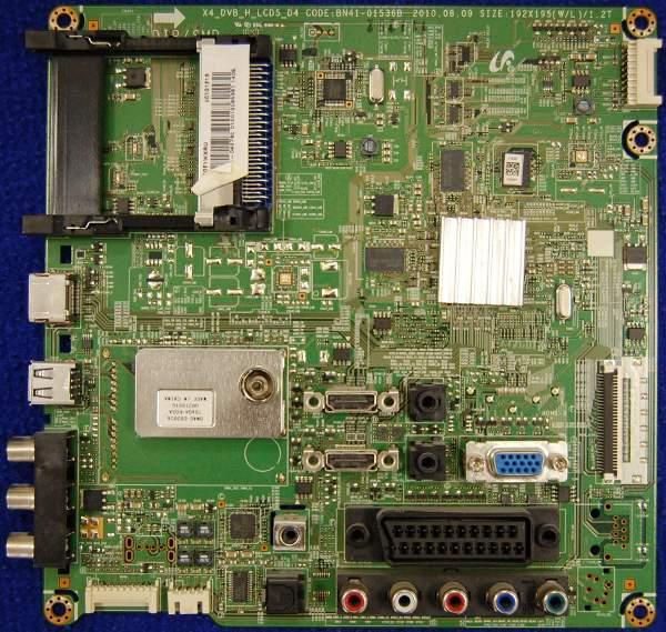 Main Board BN94-04278C BN41-01536B от телевизора Samsung LE32C454E3W